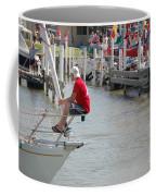 Port Huron To Mackinac Race Coffee Mug