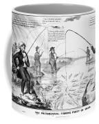 Presidential Campaign, 1848 Coffee Mug