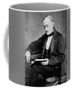 Richard Owen, English Paleontologist Coffee Mug by Science Source