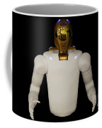 Robonaut 2, A Dexterous, Humanoid Coffee Mug by Stocktrek Images