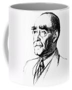 Rudyard Kipling (1865-1936) Coffee Mug