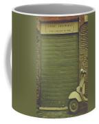 Scooter Coffee Mug by Joana Kruse