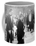 Silent Film: Restaurant Coffee Mug