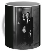 Silent Film Still: Fashion Coffee Mug by Granger