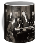 Silent Still: Board Meeting Coffee Mug