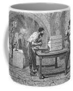 Soap Manufacture, C1870 Coffee Mug
