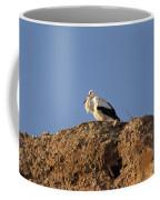 Storks In Marrakech Coffee Mug