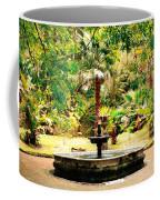 Terra Nostra Park Coffee Mug