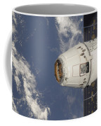 The Spacex Dragon Commercial Cargo Coffee Mug