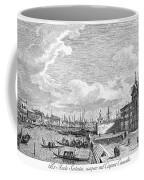 Venice: Grand Canal, 1742 Coffee Mug