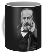Victor Hugo, French Author Coffee Mug by Photo Researchers