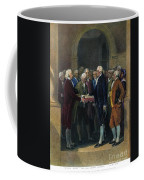 Washington: Inauguration Coffee Mug