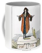 Womens Rights Cartoon Coffee Mug