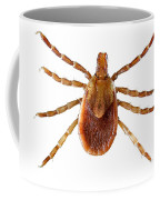 Yellow Dog Tick Coffee Mug