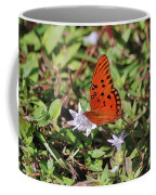 42- Fritillary Butterfly Coffee Mug