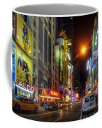 42nd Street Nyc 3.0 Coffee Mug