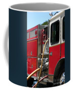 Barnett Fire Coffee Mug by Henrik Lehnerer