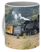 482 Round The Curve Coffee Mug