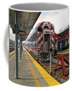 4th And King St. Caltrains Station - San Francisco Coffee Mug