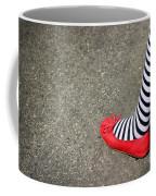4th July Foot Coffee Mug