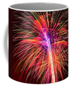 4th Of July - Independence Day Fireworks Coffee Mug