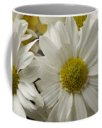 A Bouquet Of Chrysanthemums Coffee Mug