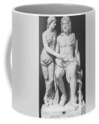 Aesculapius, Greek God Of Medicine Coffee Mug