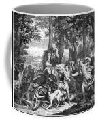 Atalanta And Meleager Coffee Mug