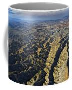 Bad Lands Coffee Mug