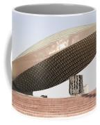 Baghdad, Iraq - A Great Dome Sits At 12 Coffee Mug