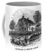 Benedict Arnold (1741-1801) Coffee Mug