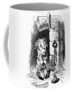 Carroll: Looking Glass Coffee Mug