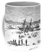 Charles Francis Hall Coffee Mug