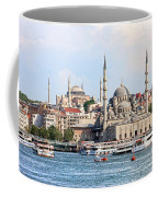 City Of Istanbul Coffee Mug
