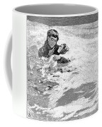 Dakota Blizzard, 1888 Coffee Mug