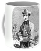 David Livingstone Coffee Mug by Granger