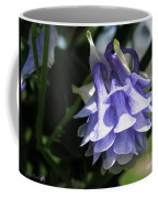 Double Columbine Named Light Blue Coffee Mug