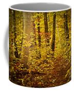 Fall Forest Coffee Mug