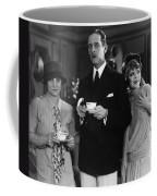 Film Still: Eating & Drinking Coffee Mug