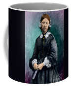 Florence Nightingale, English Nurse Coffee Mug by Science Source