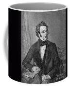 Franz Schubert (1797-1828) Coffee Mug