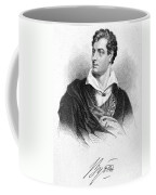 George Gordon Byron (1788-1824) Coffee Mug
