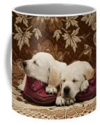 Goldidor Retriever Puppies Coffee Mug