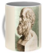 Hippocrates, Greek Physician Coffee Mug