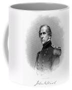 John Ellis Wool (1784-1869) Coffee Mug by Granger