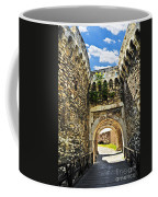 Kalemegdan Fortress In Belgrade Coffee Mug by Elena Elisseeva