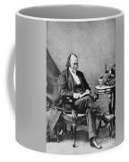 Louis Agassiz, Swiss-american Polymath Coffee Mug