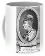 Louis Xi (1423-1483) Coffee Mug