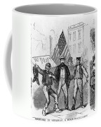 New York: Draft Riots, 1863 Coffee Mug