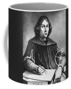 Nicolaus Copernicus, Polish Astronomer Coffee Mug by Science Source